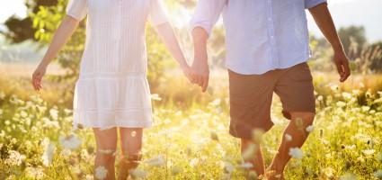 Ich bin froh, diesen liebevollen Weg gemeinsam mit meinem Mann gefunden zu haben.
